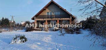 Ładnie położony dom w okolicach wołowa