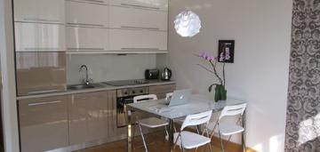 Słoneczny apartament stare miasto wysoki standard