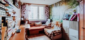 Mieszkanie 3 pok.  43,71 m2 na gumieńcach