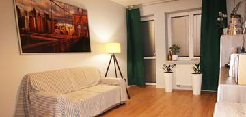 2-pokoje mieszkanie z balkonem, ul. dąbrowskiej
