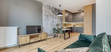 Nowoczesny apartament w doskonałej lokalizacji