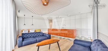 Elegancki czteropokojowy apartament gdynia orłowo