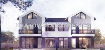 Niepołomice, dom 162,77 m2 plus ogródek 160,78m2