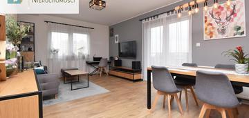 Apartament z miejscem w hali garażowej, 76,85 m2