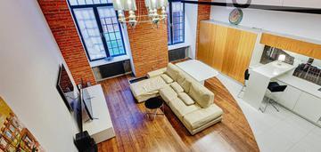 Loft, 94 m2, tymienieckiego 25, wysoki standard