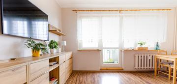 Dwa pokoje z balkonem. os. czecha