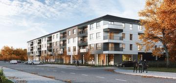 Mieszkanie w inwestycji: Apartamenty Nad Stawami II