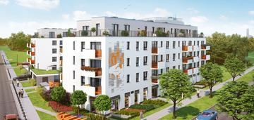Mieszkanie w inwestycji: Osiedle Komedy
