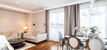 Komfortowy penthouse w rezydencji królewskiej