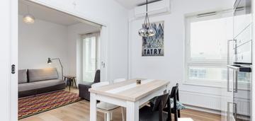 2 pokojowe mieszkanie z oddzielną kuchnią - qbik