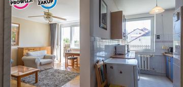 2 pokoje, duży balkon, blisko zieleni!