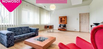 Niezwykle przestronne 2 pokoje mieszkanie/biuro