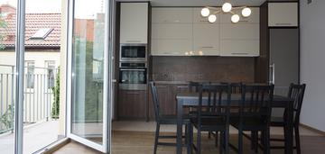 3 pokoje wynajmę poznań jeżyce, smochowice+balkon