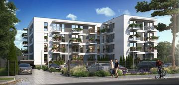 Mieszkanie w inwestycji: Green Square