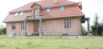 Dom z możliwością podziału dla dwóch rodzin