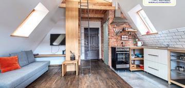 Butikowy mały apartament z serwisem - starówka