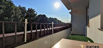 Halemba, widok na las! modrzewiowa! balkon.