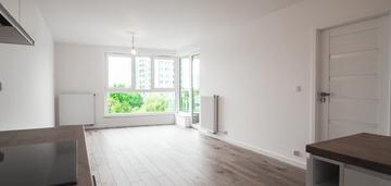Nowoczesne, widne mieszkanie 2-pok 46,17m2+loggia