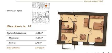 Ul.kalwaryjska nowe mieszkania w kamienicy 2022