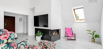 Klimatyczny apartament na pięknym wilanowie