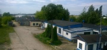 teren przemysłowy Łódź Górna