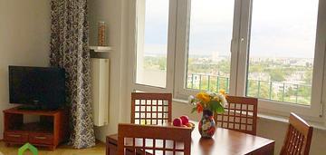 Idealne 3 pokoje z balkonem na górnym mokotowie