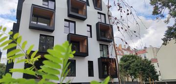 * nowe mieszkanie * 2 balkony * garaż *