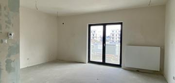 30 m2 na nowym osiedlu; wzgórza warszewskie