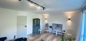 Wyremontowane dwupokojowe mieszkanie dla rodziny