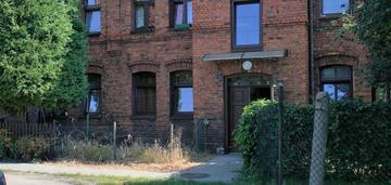 Mieszkanie 2 pok. 36m2 parter w kamienicy, ogródek