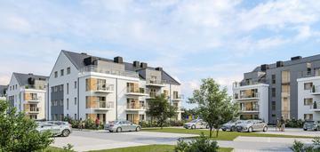 Mieszkanie w inwestycji: Bulwary Błonie