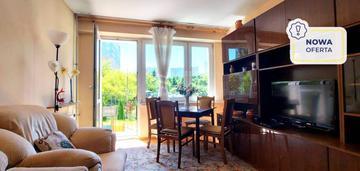 Mieszkanie 3 pokoje, i p., 48 m2, osiedle kormoran