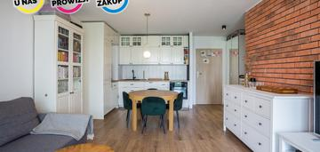 Mieszkanie z 2020 roku z ogródkiem i halą garażową