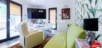 Eleganckie mieszkanie w nowym bieżanowie