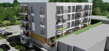 Mieszkanie w inwestycji: Odolanowska Park