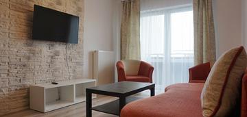 2 pokoje, balkon, parking, poznańska, krowodrza