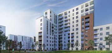 Mieszkanie w inwestycji: Zakątek Cybisa