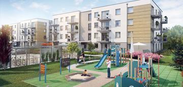 Mieszkanie w inwestycji: Osiedle przy Błoniach