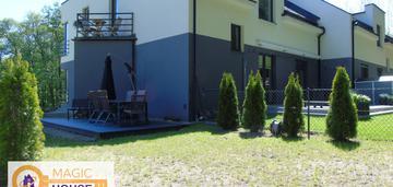 Przestronne mieszkanie z ogrodem i garażem!