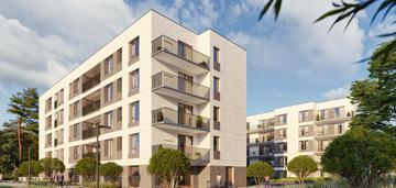 Mieszkanie w inwestycji: Praga Deco