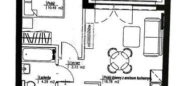 Apartament 2 pokoje 35,29m2 pod skarpą - cesja