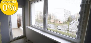 Trzy pokoje z balkonem drugie piętro -żeromskiego