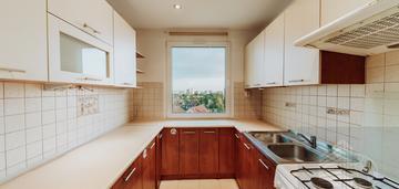 3 pok. mieszkanie 61,2 m2 z cudownym widokiem