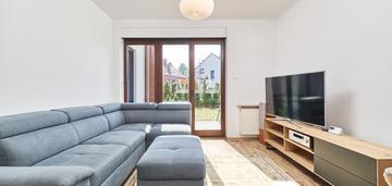 4-pokojowe mieszkanie z ogrodem ołtaszyn