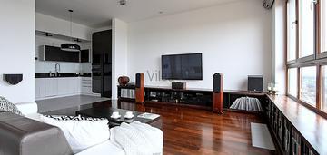 Elegancki apartament z pięknym widokiem