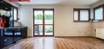 Podgórze, ul. sarmacka 47 m2 2 pokoje z ogródkiem