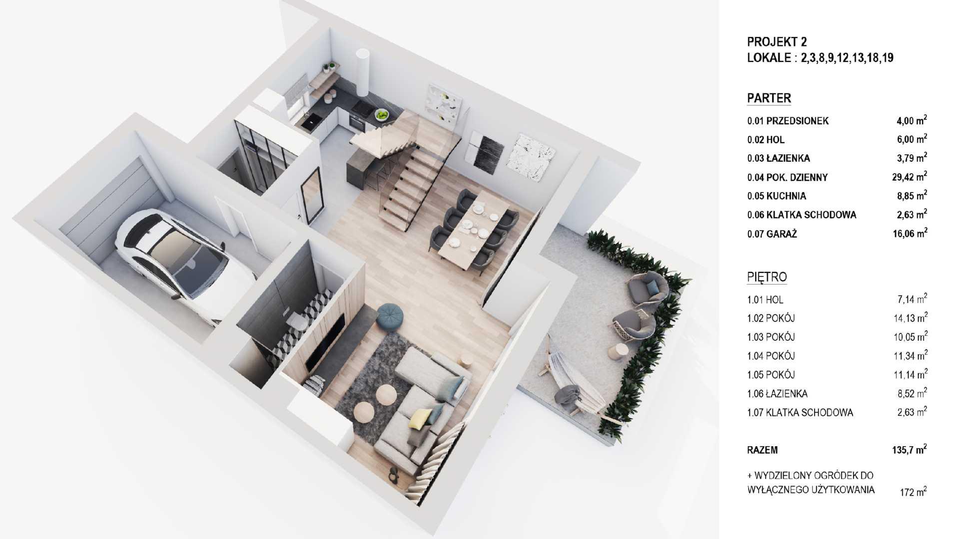 Dom w inwestycji: Forest Place