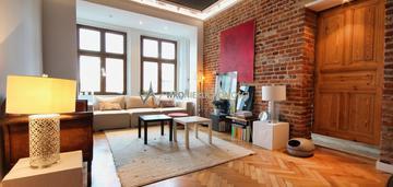Apartament 3 pokojowy | styl loftowy | centrum