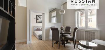 Eleganckie, 2-pokojowe mieszkanie w centrum sopotu