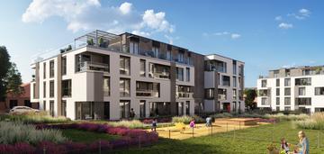 Mieszkanie w inwestycji: Apartamenty Karolinki - Etap II
